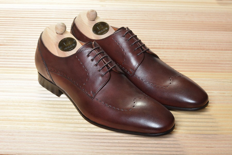 BROWN  LEATHER  - Classic Business