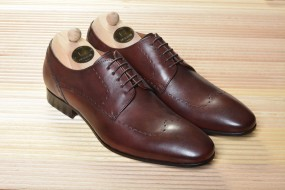BROWN  LEATHER  - Classic Business  $i