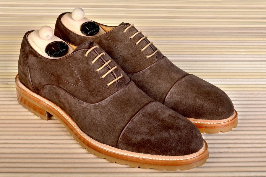 BROWN SUEDE  - Casual