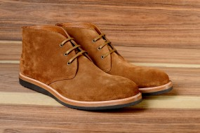 Casual TABACCO SUEDE
